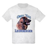 Leonberger Obey  T-Shirt