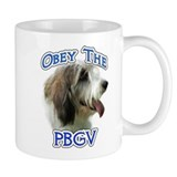 PBGV Obey Mug