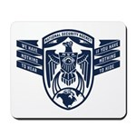Nsa Nothing To Hear Mousepad
