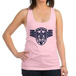 NSA Nothing To Hear Racerback Tank Top