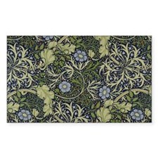 William Morris Seaweed Decal