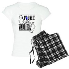 Dysautonomia Fight Warrior Pajamas