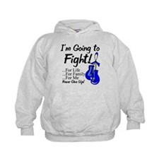 Fight Dysautonomia Gloves Hoodie