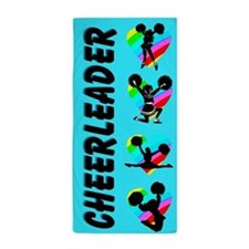 Cheering Power Beach Towel
