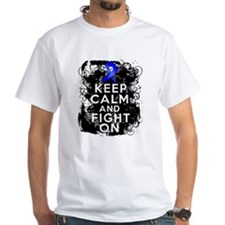 Keep Calm Fight Dysautonomia T-Shirt