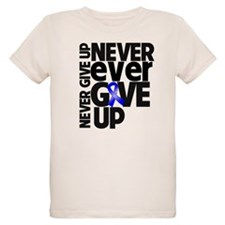 Never Give Up Dysautonomia T-Shirt