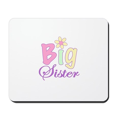 Big Sister Mousepad