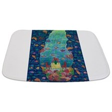 Girdners Grotto Fish Bliss Bathmat
