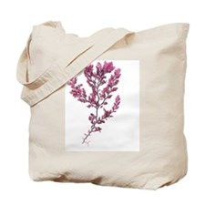 Seaweed Flower Tote Bag