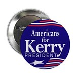 Americans for Kerry Button