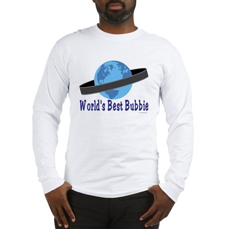World's Best Bubbie Long Sleeve T-Shirt