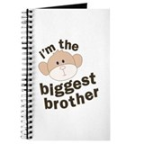 big brother monkey Journal