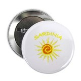"Sardinia, Italy 2.25"" Button (100 pack)"
