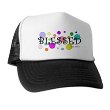 Happy and Blessed Trucker Hat