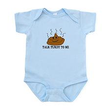 Talk Turdy To Me Infant Bodysuit