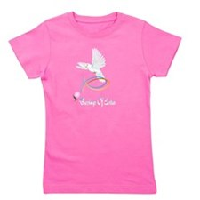 Easter Blessings Girl's Tee