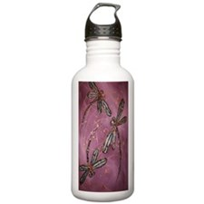 Dragonfly Flit Dusky R Sports Water Bottle