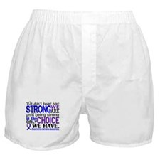 RA How Strong We Are Boxer Shorts