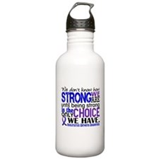 RA How Strong We Are Sports Water Bottle