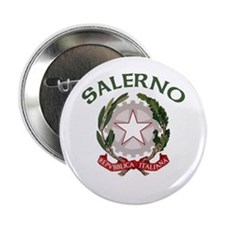 "Salerno, Italy 2.25"" Button (10 pack)"