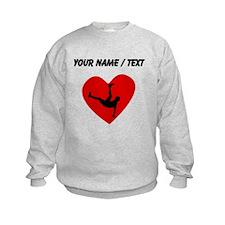 Custom Dancing Heart Sweatshirt
