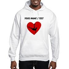 Custom Dancing Heart Hoodie