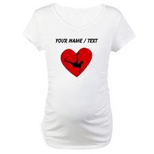 Custom Dancing Heart Shirt