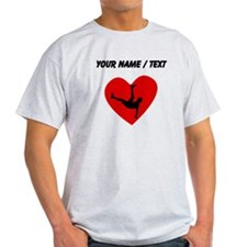 Custom Dancing Heart T-Shirt