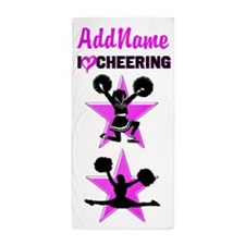 Cheering Star Beach Towel