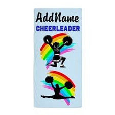 Top Cheerleader Beach Towel