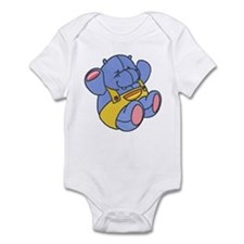 Happy Hippo Infant Bodysuit Body Suit