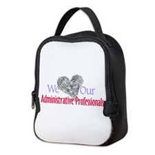 Administrative Professionals Neoprene Lunch Bag