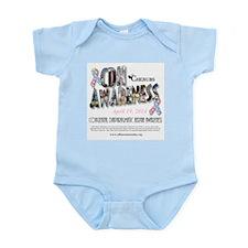 2014 CDH Awareness Day Body Suit