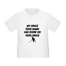My Uncle Can Score On Your Uncle T-Shirt