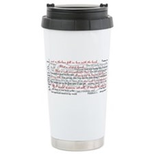 Funny Twilight quotes Travel Mug