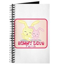 Bunny Love Journal