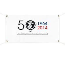 The Unisphere turns 50! Banner
