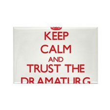 Keep Calm and Trust the Dramaturg Magnets