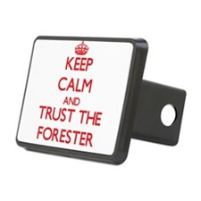 Keep Calm and Trust the Forester Hitch Cover