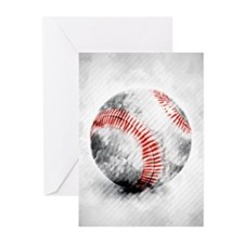 Baseball Greeting Cards (Pk of 20)