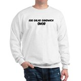 Egg Salad Sandwich Sweatshirt