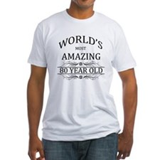 World's Most Amazing 80 Year Old Shirt