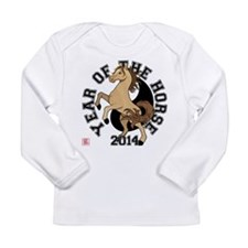 YTH14tan Long Sleeve T-Shirt