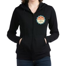 Awesome Since 1962 Women's Zip Hoodie