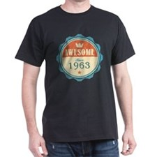 Awesome Since 1963 T-Shirt