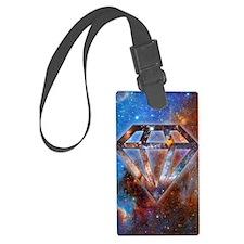 Cosmic Diamond Luggage Tag