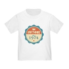 Awesome Since 1974 Infant/T