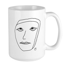 Large (15oz) Right Handed Mugs