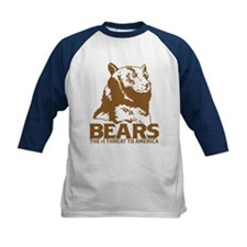 Bears: The #1 Threat to America Tee