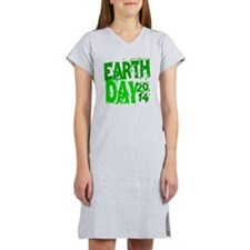 Earth Day 2014: Women's Nightshirt